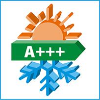 Превъзходна ефективност при охлаждане в комбинация с изключителен дизайн.