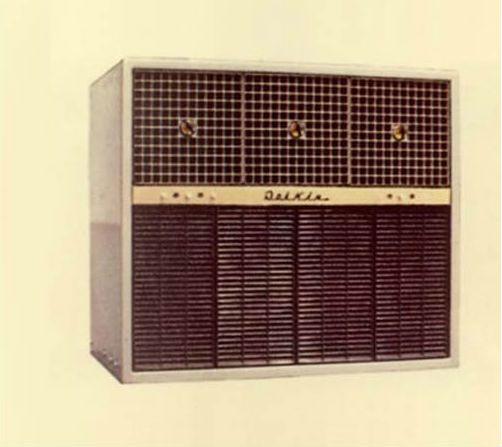 Кратка история на климатика в дати