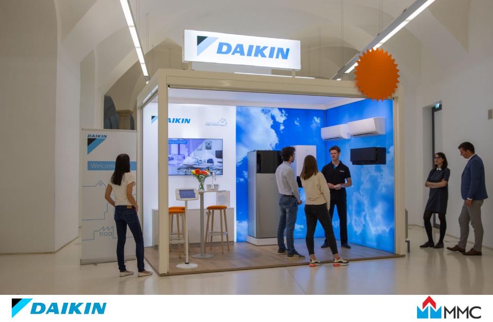 Мобилен магазин Daikin идва в София!