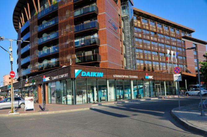 Нов офис на ММС в Слънчев бряг