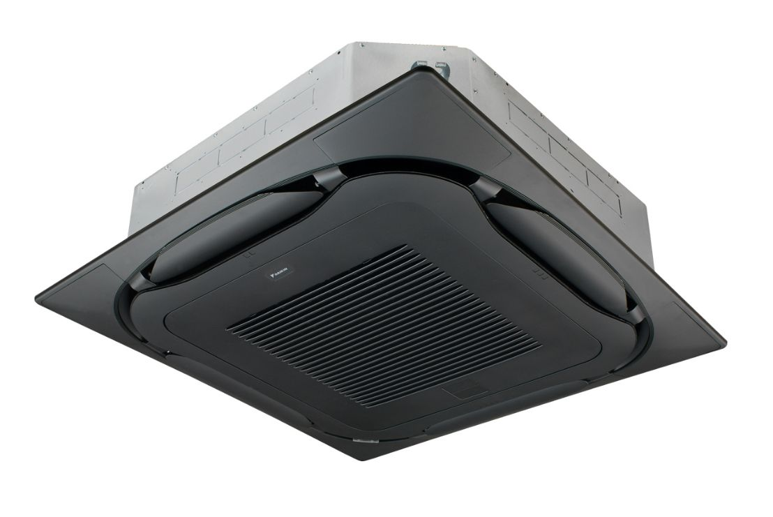климатик дайкин - fcag-b - кръгова касета - ЧЕРЕН
